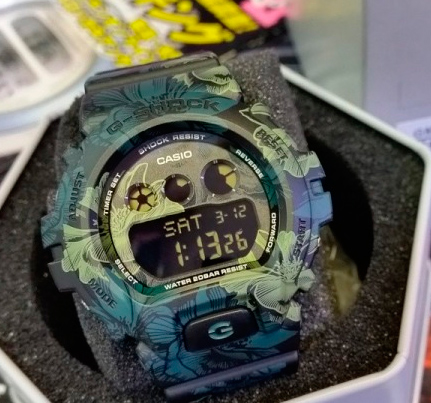 Часы Casio GMD-S6900F-1E Часы Orient UNDY005B