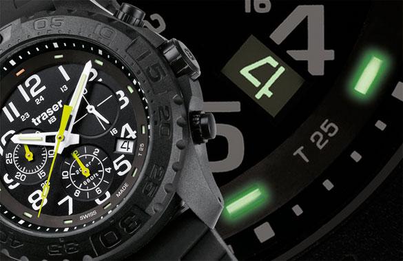 Один из самых доступных брендов, выпускающих неприхотливые и доступные часы  — это швейцарский Traser. TR 100203 – эдакий супергеройский  «эконом-вариант». 44891e1cc31