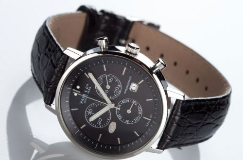 5a4f03907d39 Топ-5 бюджетных швейцарских часов до 20 000 рублей.