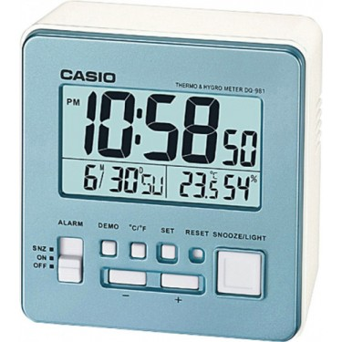 Будильник Casio DQ-981-2E