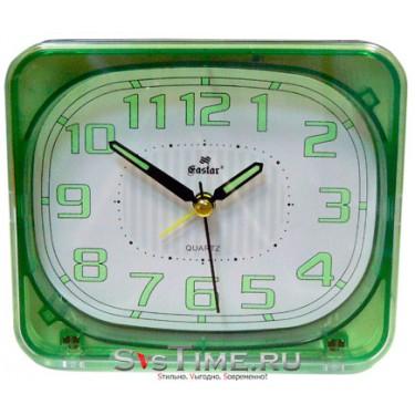 Будильник Gastar PT215-green