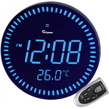 Настенные часы Гранат С-1009-Син
