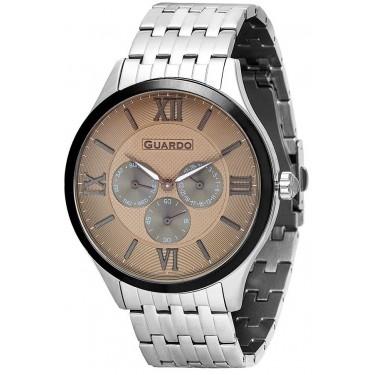 Мужские часы Guardo Premium 11165-2