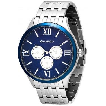 Мужские часы Guardo Premium 11165-3