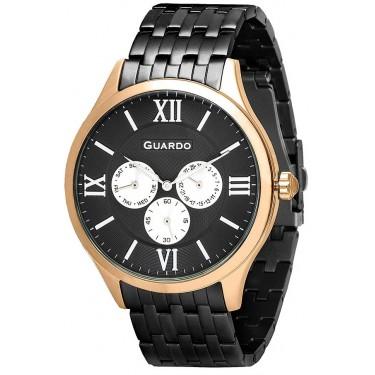 Мужские часы Guardo Premium 11165-5