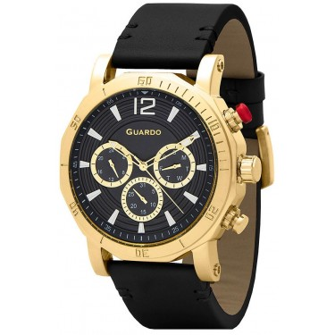 Мужские часы Guardo Premium 11253-3