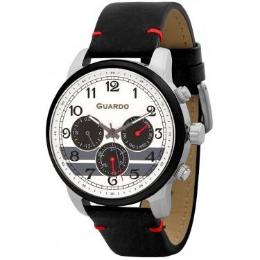 Мужские часы Guardo Premium 11254-3
