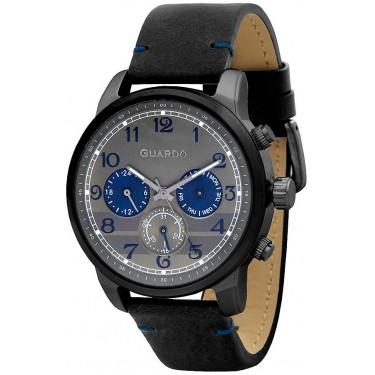 Мужские часы Guardo Premium 11254-4
