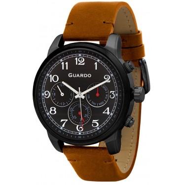 Мужские часы Guardo Premium 11254-5