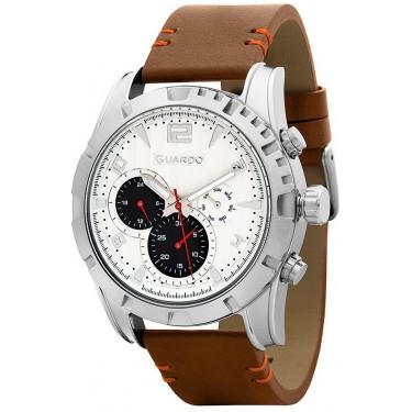 Мужские часы Guardo Premium 11259-1