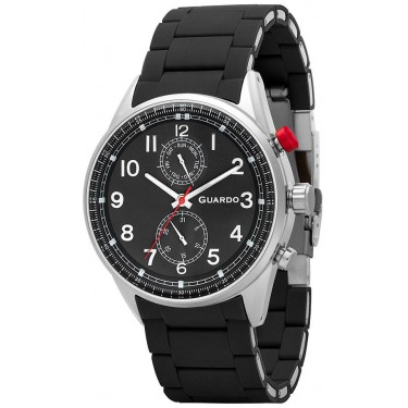 Мужские часы Guardo Premium 11269-1