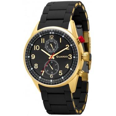 Мужские часы Guardo Premium 11269-3