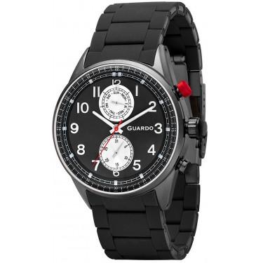 Мужские часы Guardo Premium 11269-6