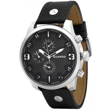 Мужские часы Guardo Premium 11270-1