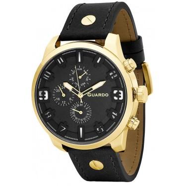 Мужские часы Guardo Premium 11270-3