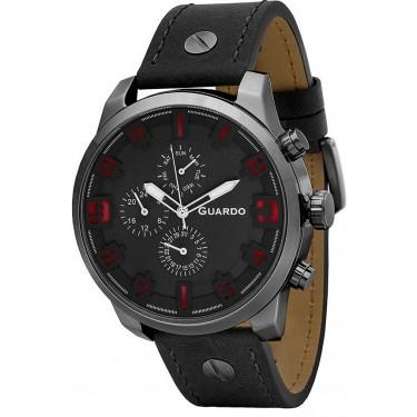 Мужские часы Guardo Premium 11270-4