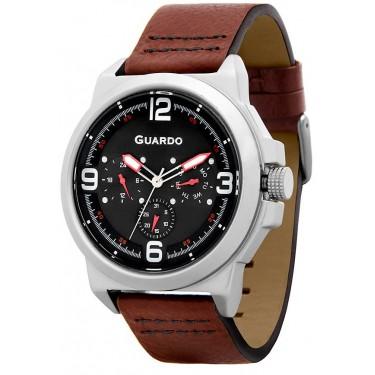 Мужские часы Guardo Premium 11367-2