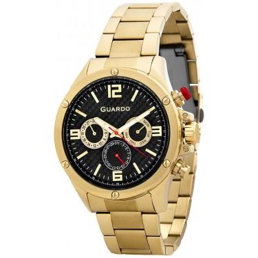 Мужские часы Guardo Premium 11455-4