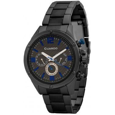 Мужские часы Guardo Premium 11455-5