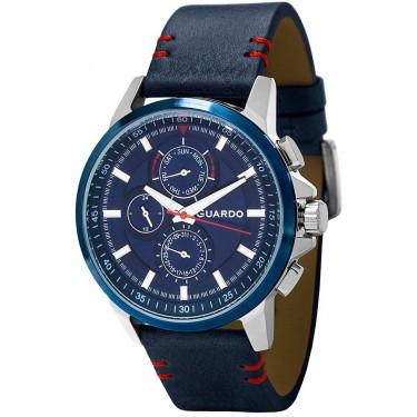 Мужские часы Guardo Premium 11457-2
