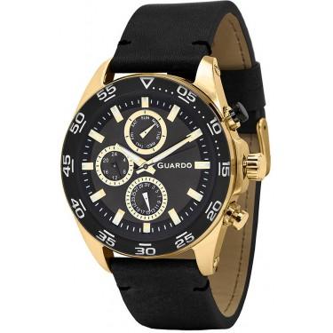 Мужские часы Guardo Premium 11458-5