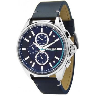 Мужские часы Guardo Premium 11602-2
