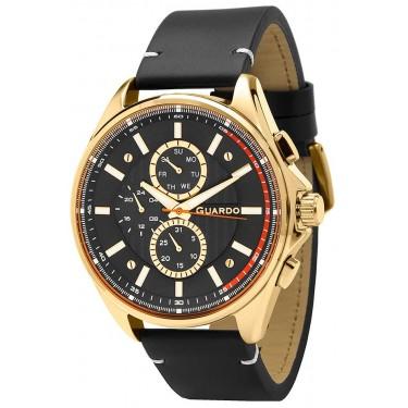 Мужские часы Guardo Premium 11602-3
