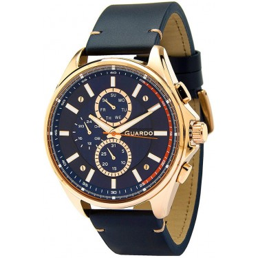 Мужские часы Guardo Premium 11602-5