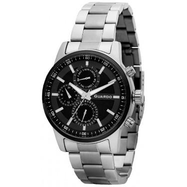 Мужские часы Guardo Premium 11633-1