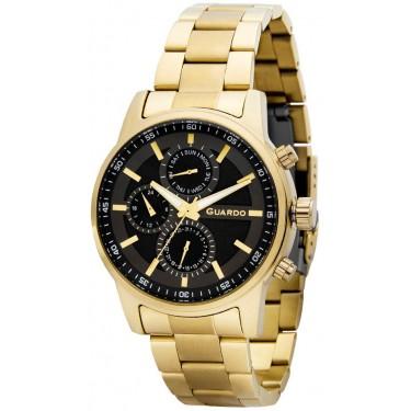 Мужские часы Guardo Premium 11633-3
