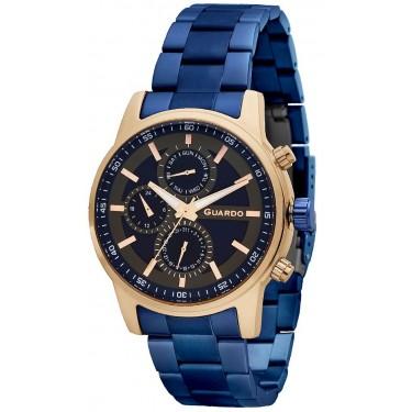 Мужские часы Guardo Premium 11633-4