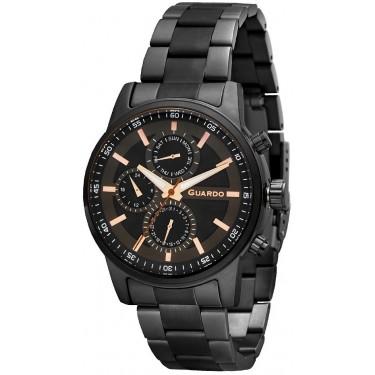 Мужские часы Guardo Premium 11633-5