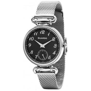 Мужские часы Guardo Premium 11894-1