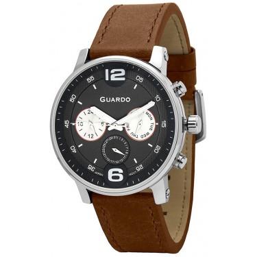 Мужские часы Guardo Premium 12432(1)-1