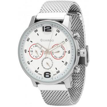 Мужские часы Guardo Premium 12432(2)-1