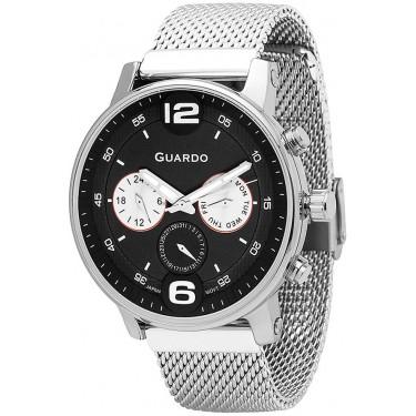 Мужские часы Guardo Premium 12432(2)-2