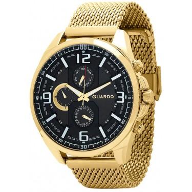 Мужские часы Guardo Premium B01361(1)-3