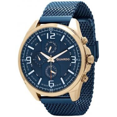 Мужские часы Guardo Premium B01361(1)-4