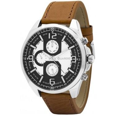 Мужские часы Guardo Premium B01361(2)-3