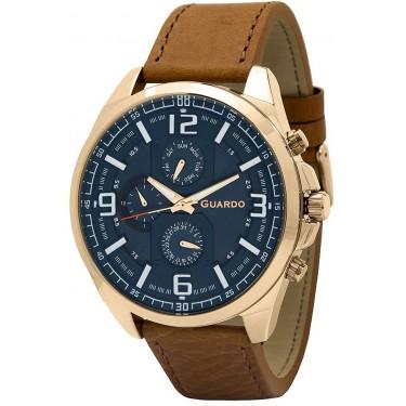 Мужские часы Guardo Premium B01361(2)-6