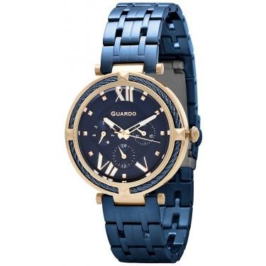 Мужские часы Guardo Premium T01030(1)-7