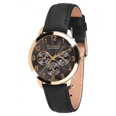 Мужские часы Guardo S01871.6 чёрный