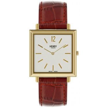 Мужские часы Henry London HL34-QS-0268