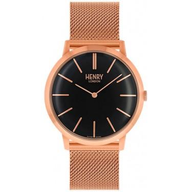 Мужские часы Henry London HL40-M-0254