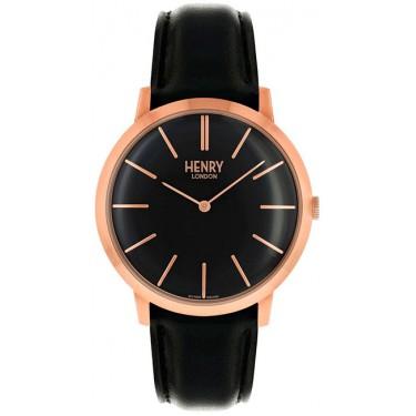 Мужские часы Henry London HL40-S-0248