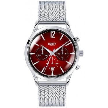 Мужские часы Henry London HL41-CM-0101