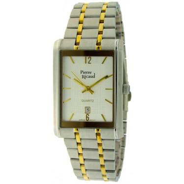 Мужские наручные часы Pierre Ricaud P3249G.2153Q