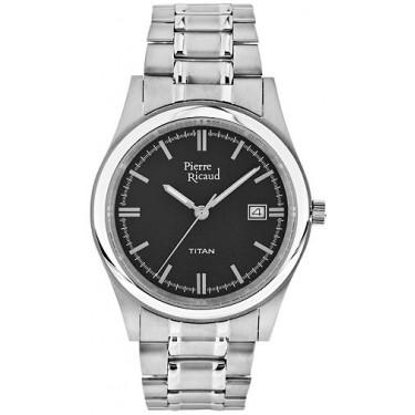 Мужские наручные часы Pierre Ricaud P91055.4114Q