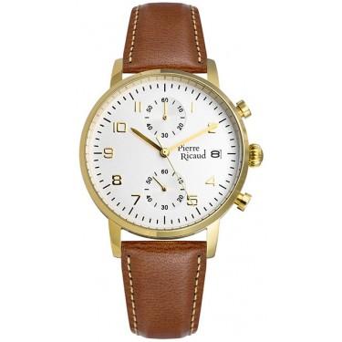 Мужские наручные часы Pierre Ricaud P91088.1223CH