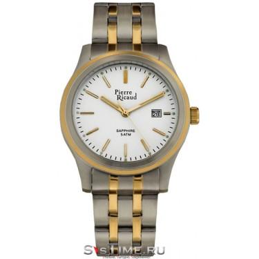 Мужские наручные часы Pierre Ricaud P97301.2113Q